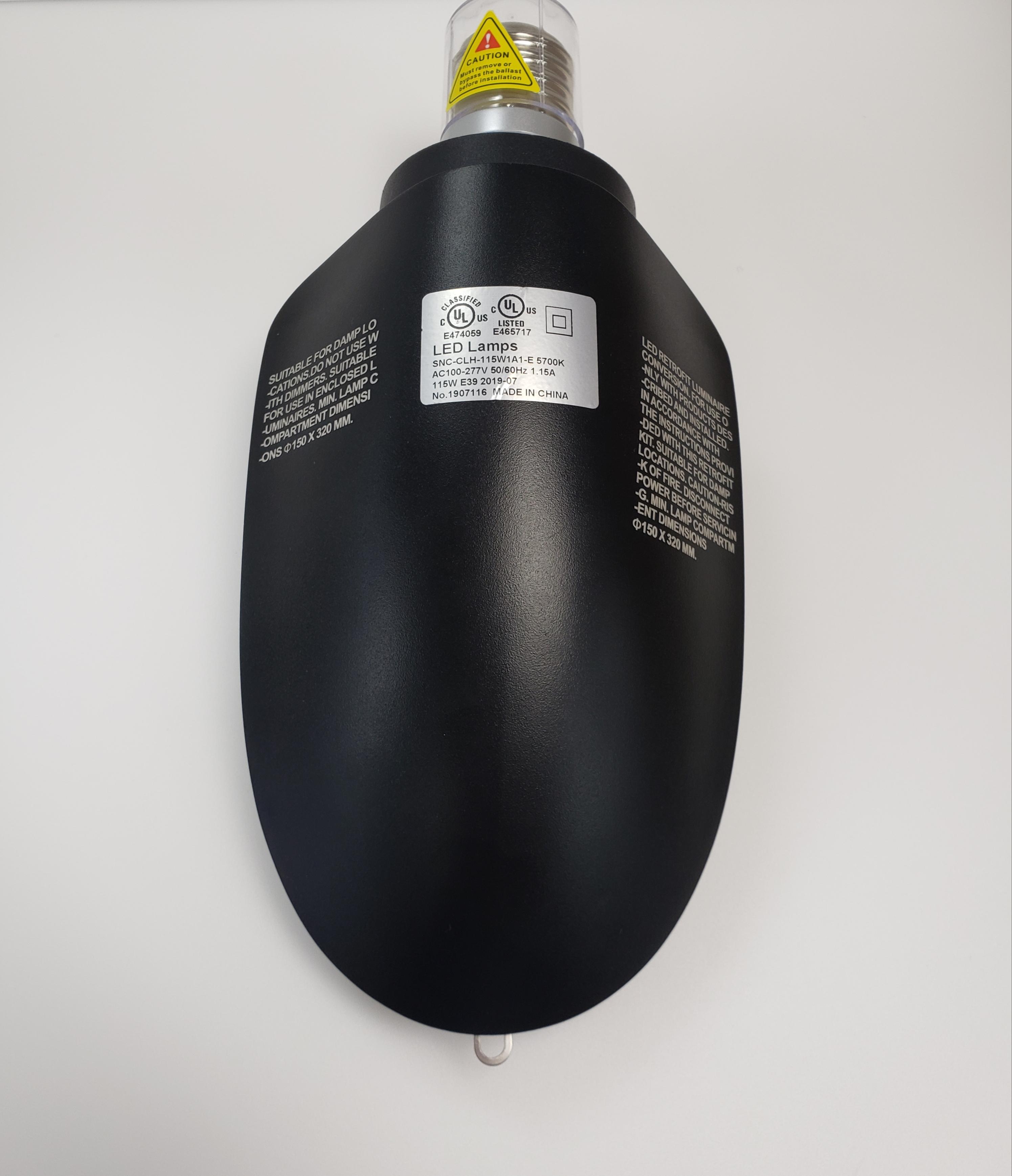 Corn Bulb DLC Rated 115 Watt 5000K
