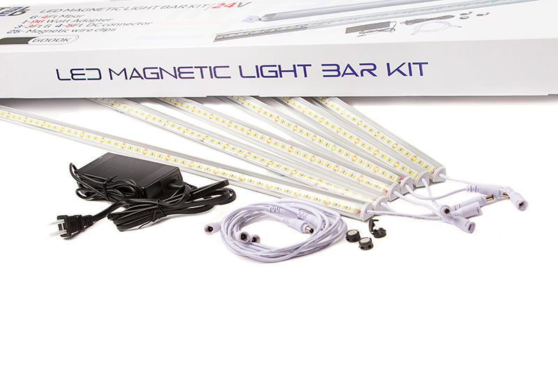 INTEL LED MAGNETIC BAR KIT