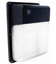 Led Wall Pack SES WP-GL28-16W 5000K